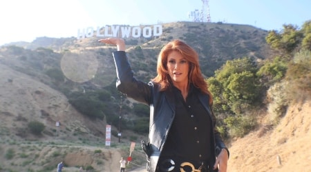 Angie Everhart Height, Weight, Age, Body Statistics
