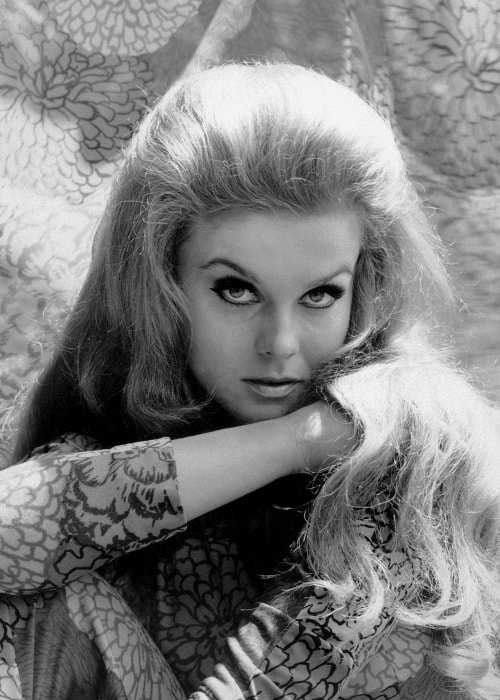 Ann-Margret as seen in a picture in 1968