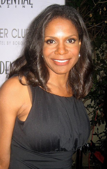 Audra McDonald at a Sapporo Emmy Party in 2008