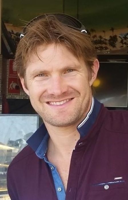 Australian international cricketer Shane Watson