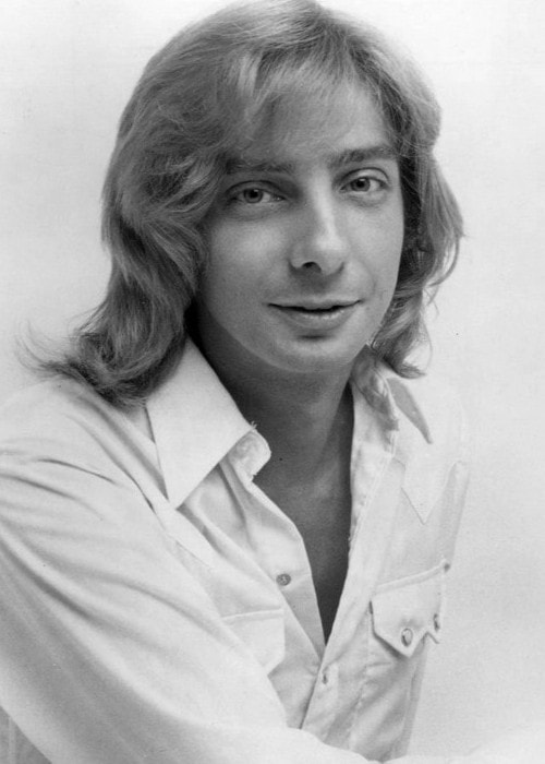 Barry Manilow as seen in December 1975