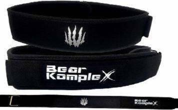 Bear Komplex Weightlifting Belt Review