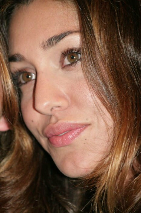 Belen Rodriguez as seen in April 2009