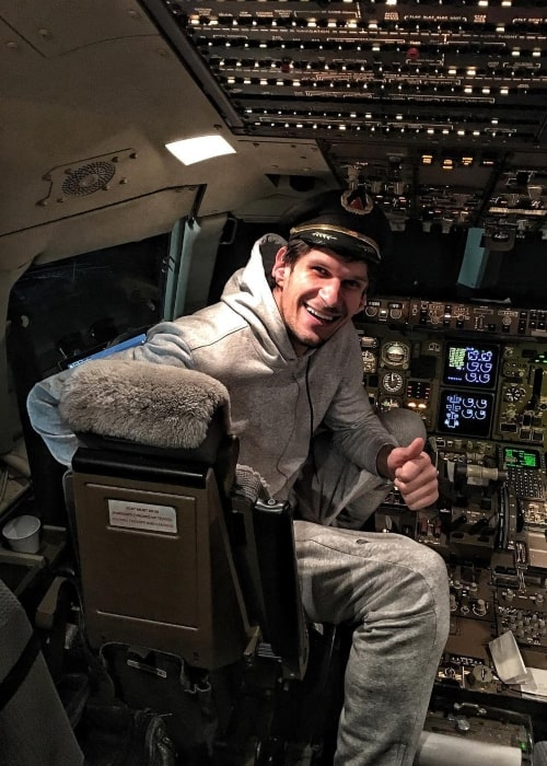 Boban Marjanovic as seen in a picture taken in March 2017