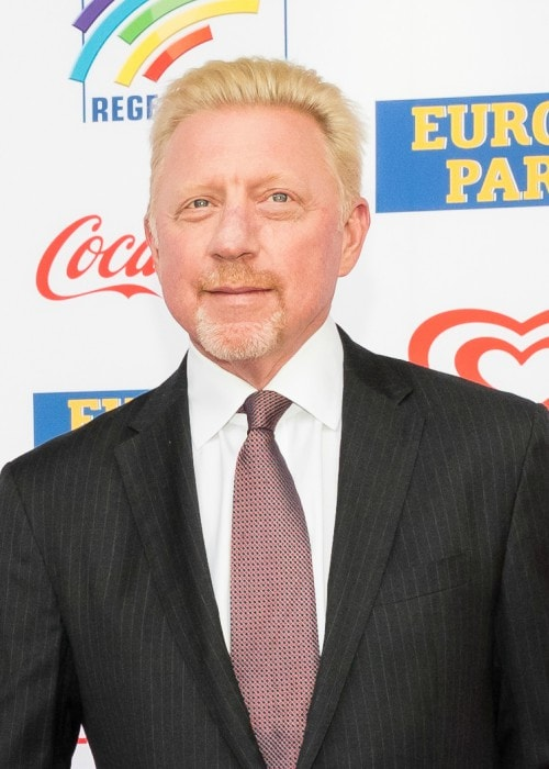 Boris Becker during Radio Regenbogen Award 2019
