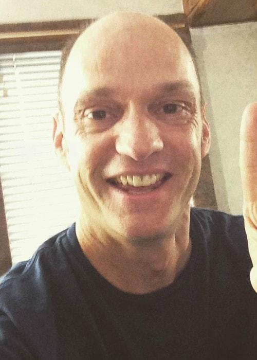 Brian Stepanek in an Instagram selfie as seen in June 2016