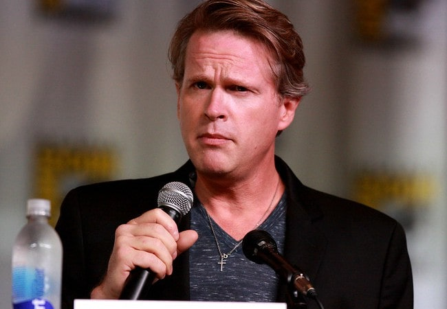 Cary Elwes at the 2013 San Diego Comic Con International