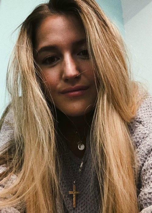 Chelsea Cutler in a selfie in September 2019