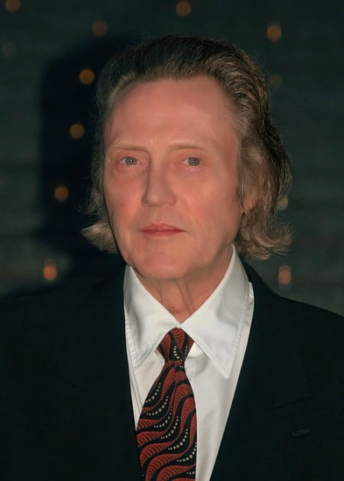 Christopher Walken at the 2009 Tribeca Film Festival