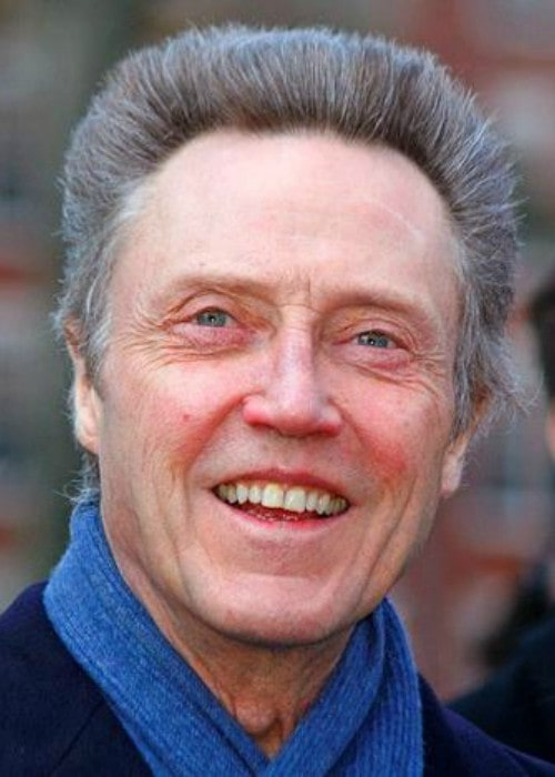 Christopher Walken during an event in February 2008