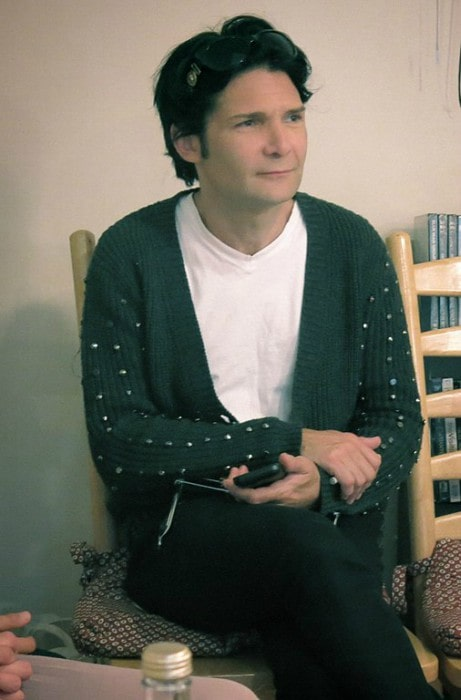 Corey Feldman during an event in June 2014
