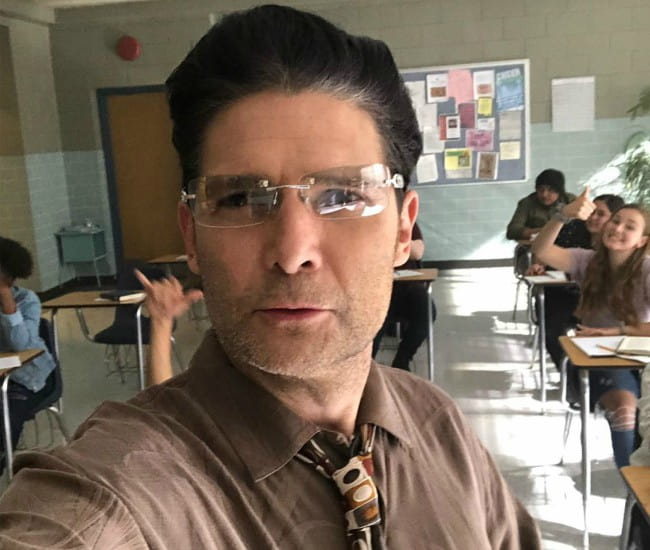 Corey Feldman in an Instagram selfie as seen in June 2019