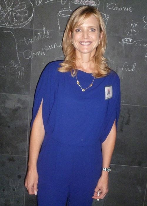 Courtney Thorne-Smith as seen while posing for the camera in August 2013