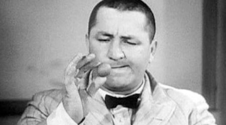 Curly Howard Height, Weight, Age, Body Statistics