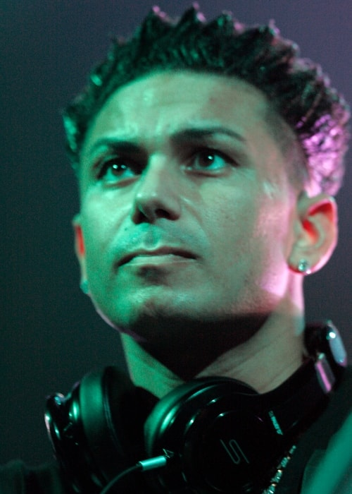 DJ Pauly D as seen in a picture taken during his performance at The Big Top Luna Park in Sydney, Australia in January 2013
