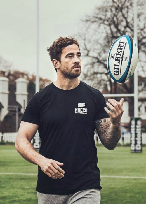 Danny Cipriani as seen in September 2019