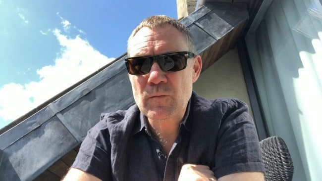 David Gray in an Instagram post in August 2019