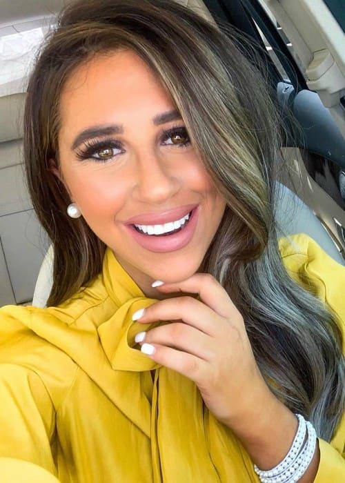 Dede Raad in an Instagram selfie as seen in August 2019