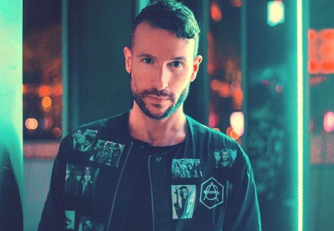 Don Diablo in an Instagram post as seen in November 2018