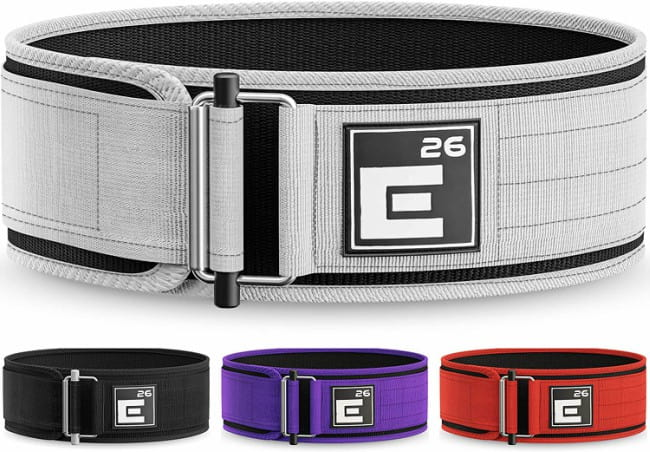 Element 26 Self-Locking Weightlifting Belt