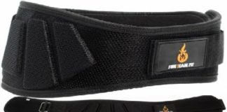 Fire Team Fit Weightlifting Belt Review