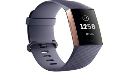 Fitbit Charge 3 Fitness Activity Tracker Review