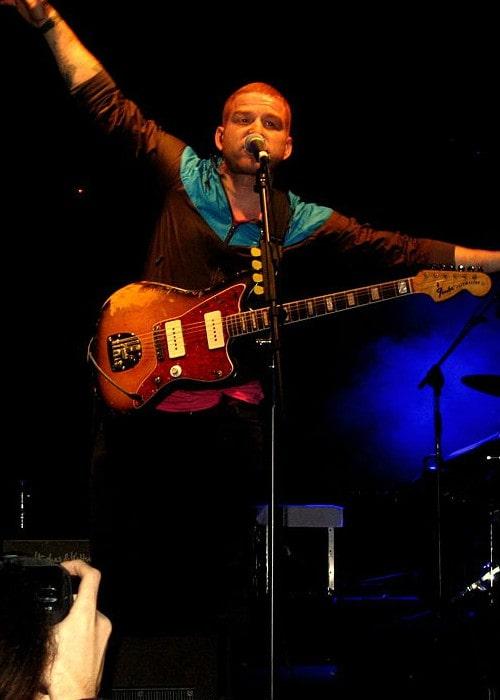 Gökhan Özoğuz during a performance in January 2012