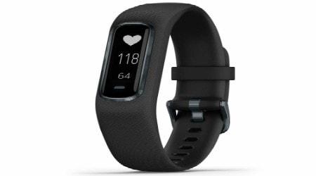 Garmin Vívosmart 4 Activity and Fitness Tracker Review