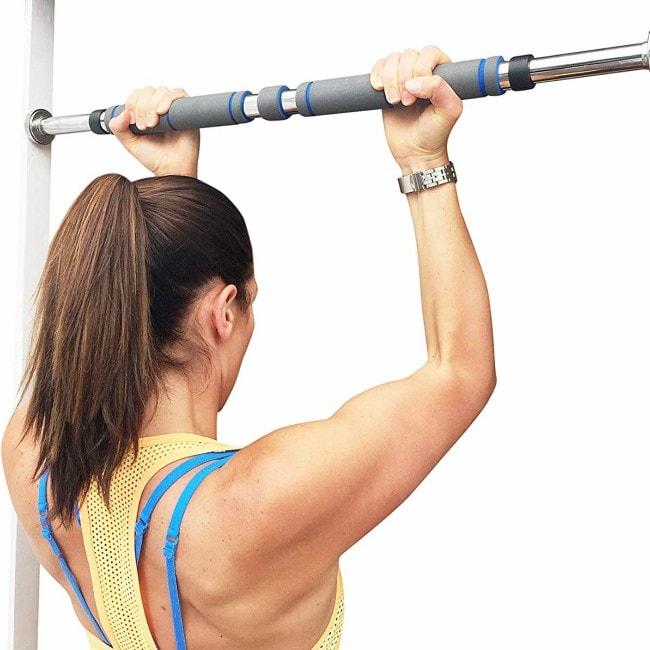 Garren Fitness Maximiza Pull Up BarWorkout