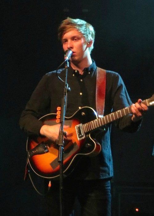 George Ezra as seen in June 2015