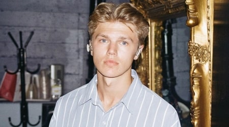George Smith (Singer) Height, Weight, Age, Body Statistics