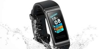 HUAWEI Band 3 Pro All-in-One Fitness Activity Tracker Review
