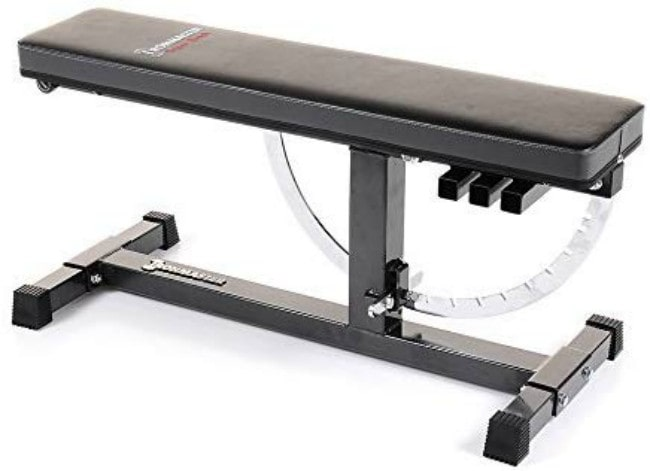 Ironmaster Adjustable Weight Bench