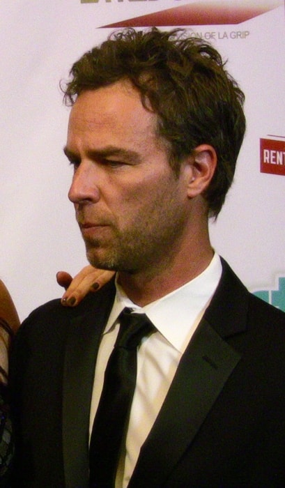 JR Bourne as seen in a picture taken at the 2011 Thirst Project Gala Red Carpet in June 2011