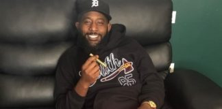 Karlous Miller as seen in a picture taken at the Baltimore Comedy Factory, Baltimore, Maryland in October 2019