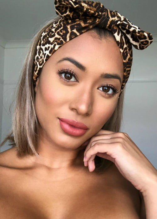 Kazimir Crossley in an Instagram selfie as seen in August 2019