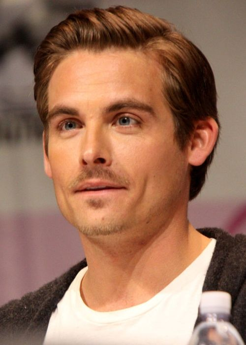 Kevin Zegers at the 2013 WonderCon in California