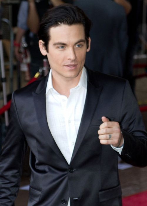 Kevin Zegers at the Toronto International Film Festival in 2012