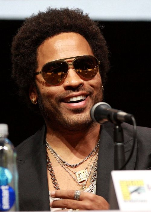 Lenny Kravitz at the 2013 San Diego Comic Con International in California
