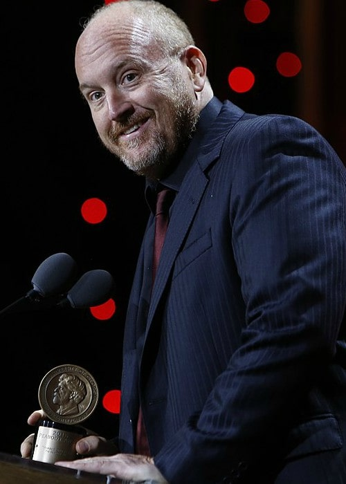 Louis C.K. at The 76th Annual Peabody Awards Ceremony in May 2017