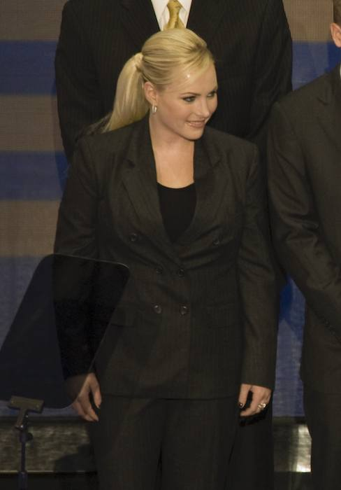 Meghan McCain at the Republican National Convention in September 2008