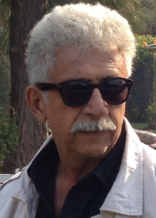 Naseeruddin Shah as seen in December 2016