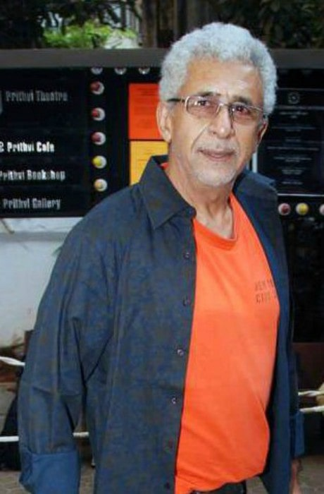 Naseeruddin Shah as seen in March 2011