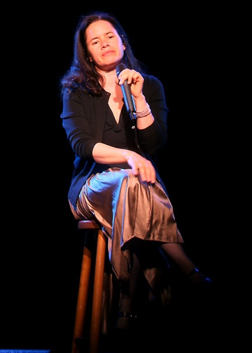 Natalie Merchant as seen in May 2010