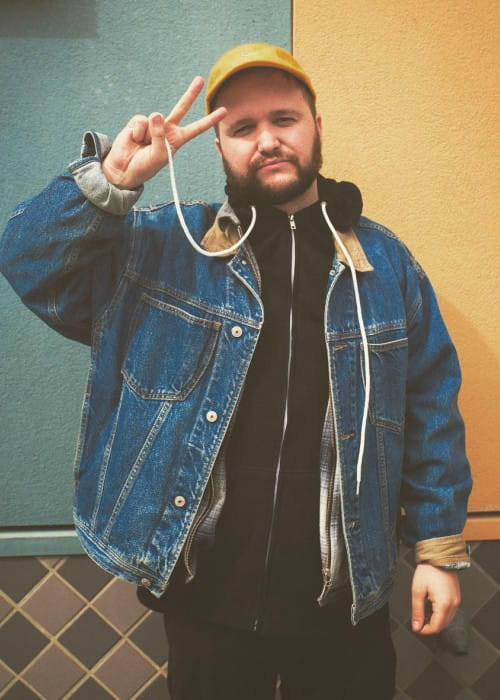 Quinn XCII in an Instagram post in March 2019