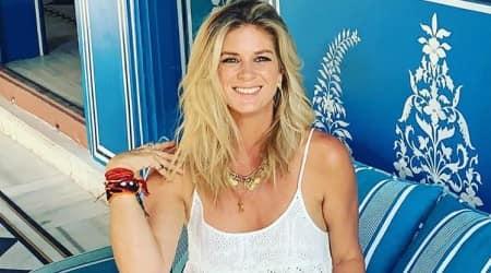 Rachel Hunter Height, Weight, Age, Body Statistics
