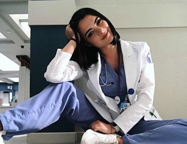 Scarlet Gruber as seen in September 2019