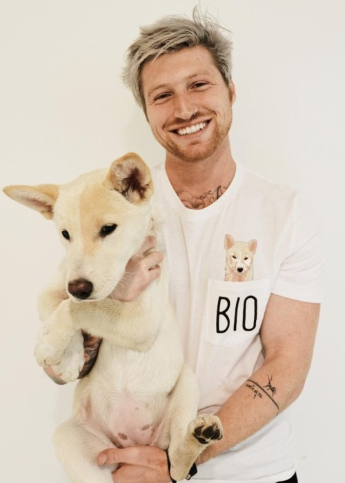 Scotty Sire as seen in October 2017