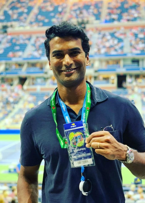 Sendhil Ramamurthy as seen in August 2019