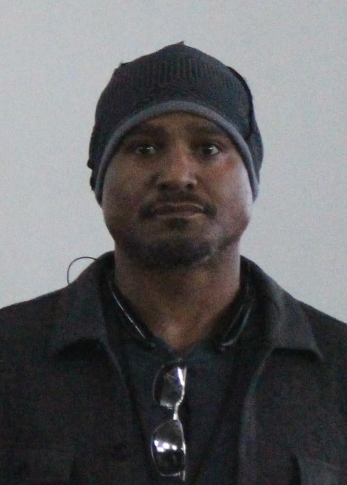 Seth Gilliam as seen in a picture taken at the Walker Stalker Con in San Francisco, California, United States in February 2015